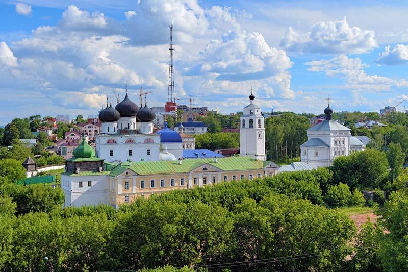 Свидетельство в Кирове