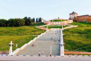 Свидетельство в Нижнем Новгороде
