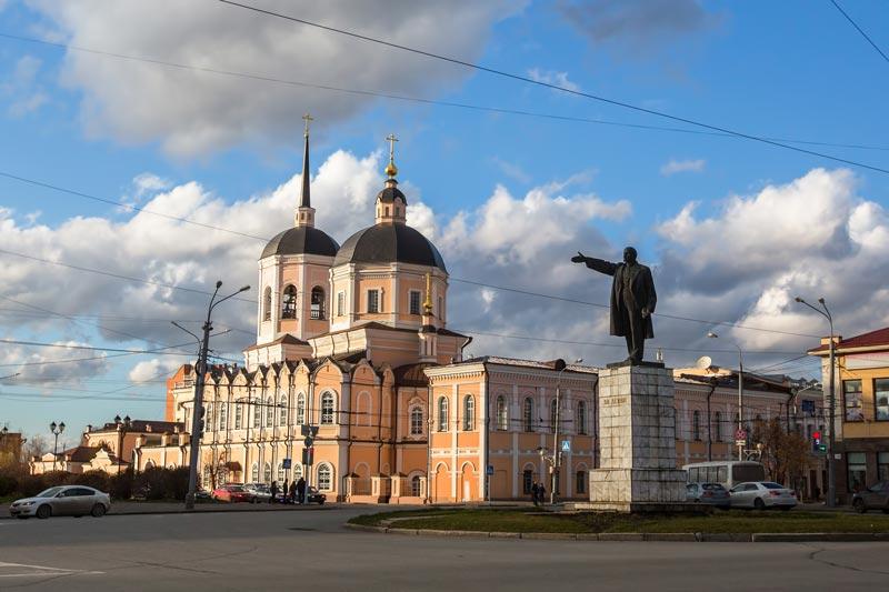 Свидетельство в Томске