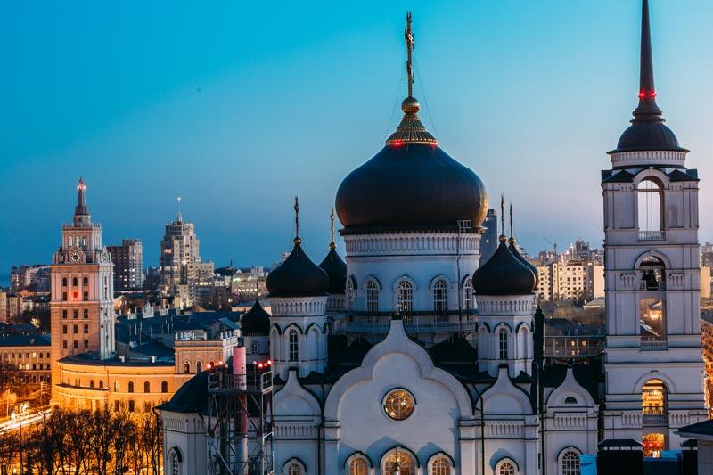 Свидетельство в Воронеже